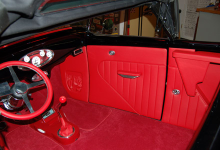 moodys upholstery custom car interiors of rolling meadows il. Black Bedroom Furniture Sets. Home Design Ideas